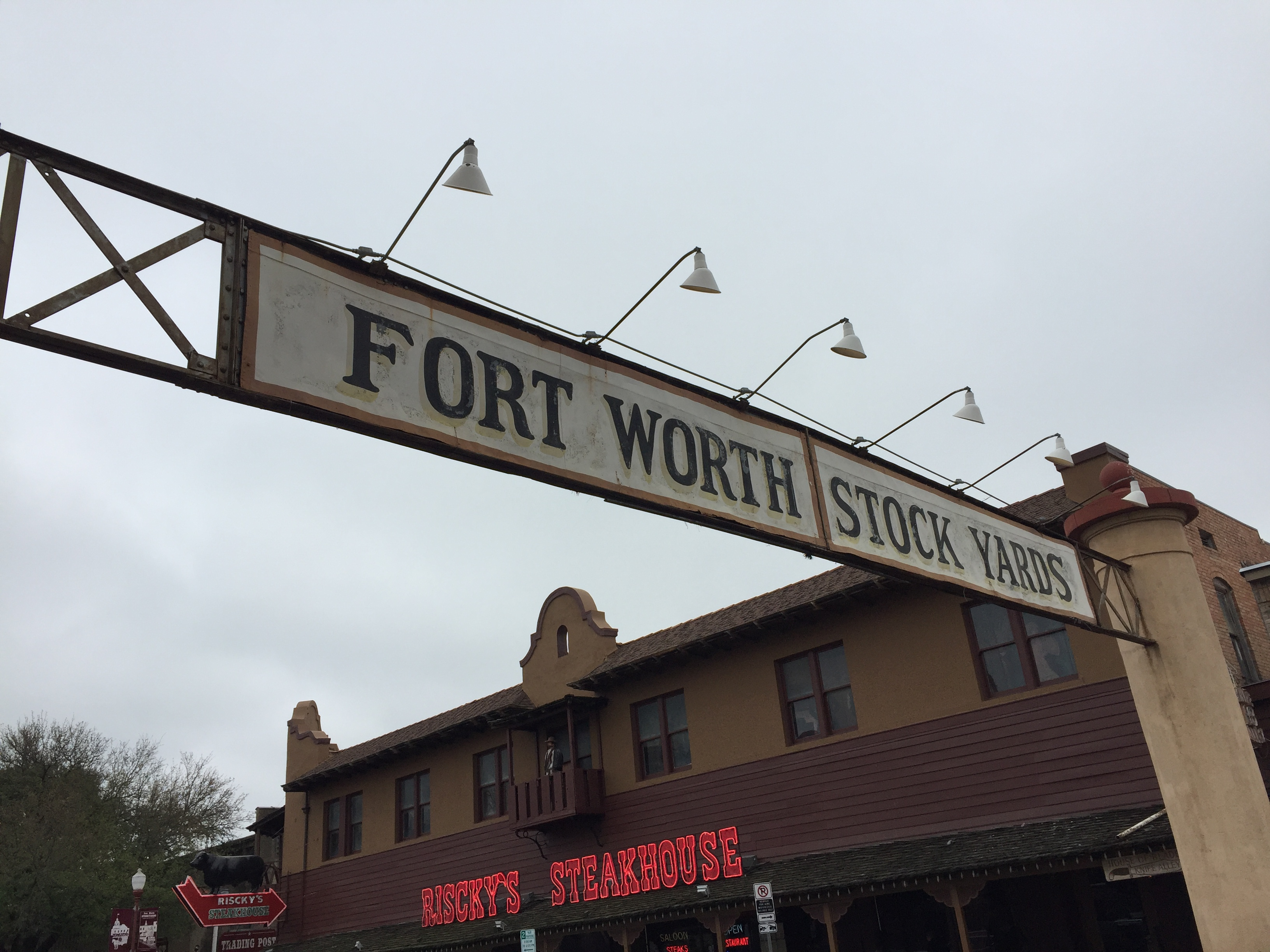 The Fort Worth Stockyards Food Wine Beer Travel